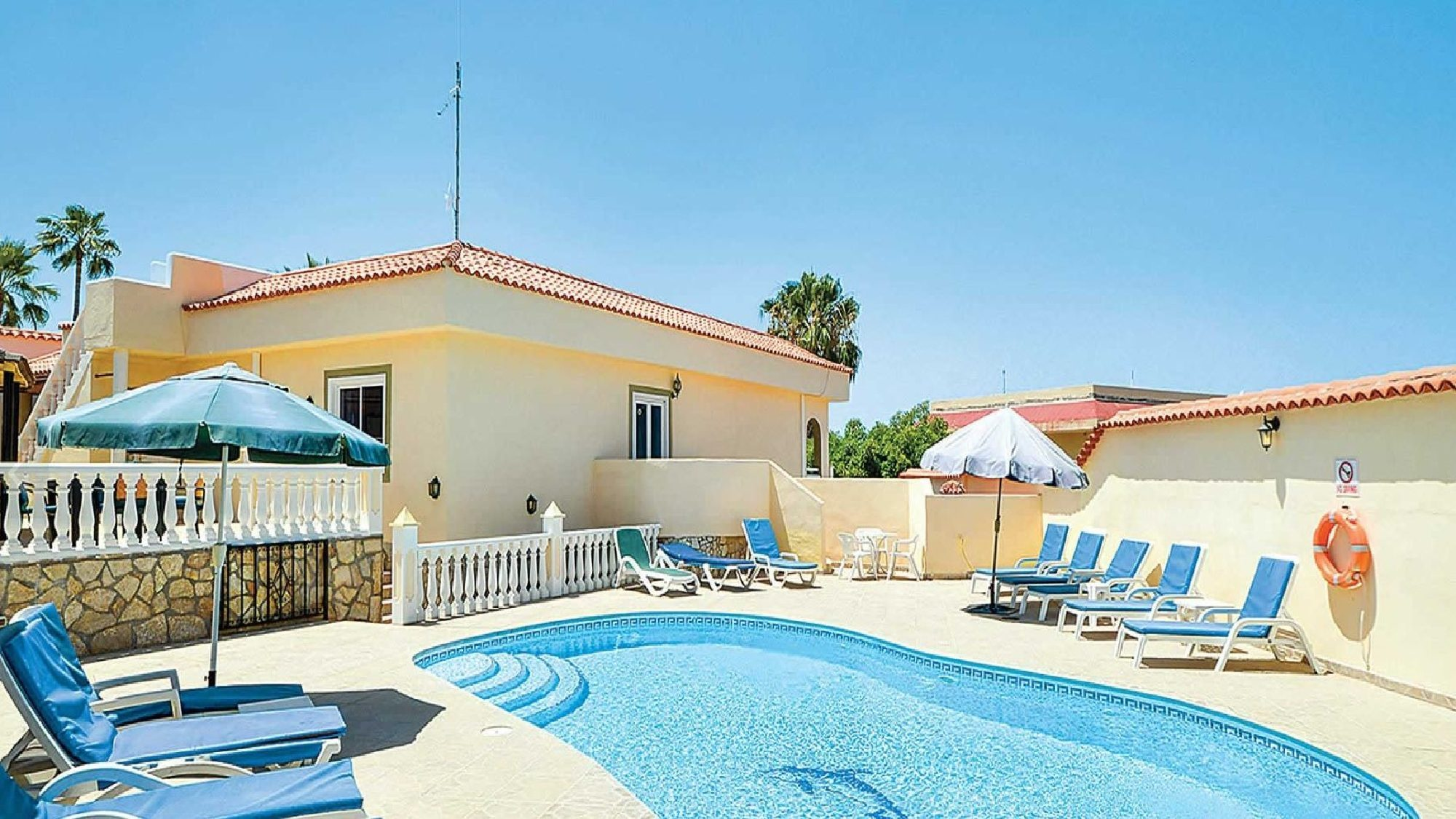 6 bedroom villa in Tenerife to rent | Private heated pool ...